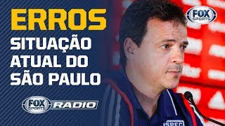 QUAIS OS ERROS DO SÃO PAULO? FOX Sports Rádio debate sobre situação do clube