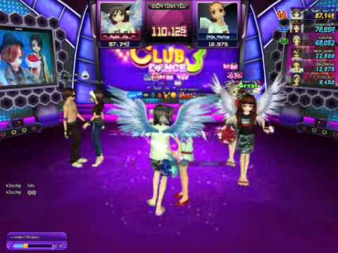 Audition VN - Club dance 3 4k - ( 130 bpm ) Love love mode - Audition
