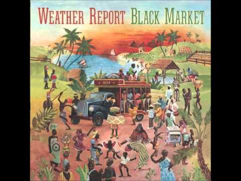Weather Report-Black Market