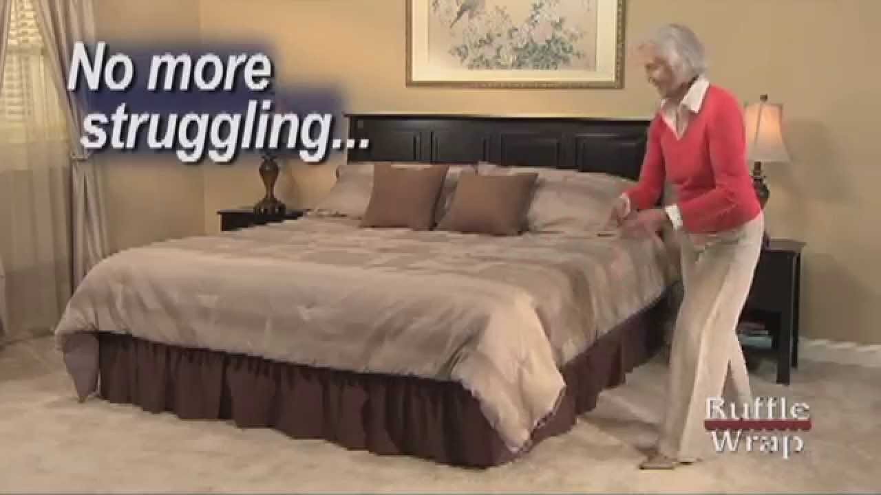 Best Bed-making Hack Ever! - YouTube
