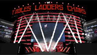 WWE TLC: Tables, Ladders & Chairs 2013 Opening Pyro Concept Animation