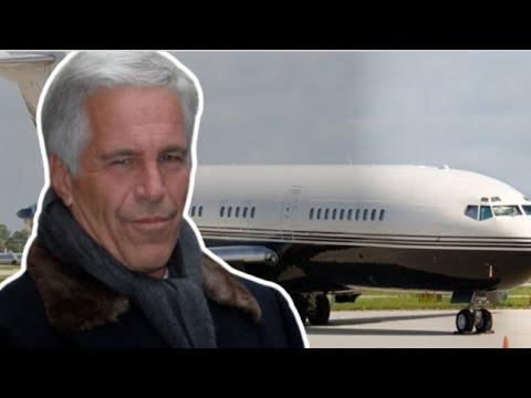 Inside Jeffrey Epstein's Detereoting Private Jet 'Lolita Express' - The Creepy Stuff Found.....