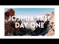 Joshua Tree VLOG Part 1