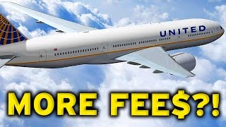 United Airlines Charging for Carry-On?!