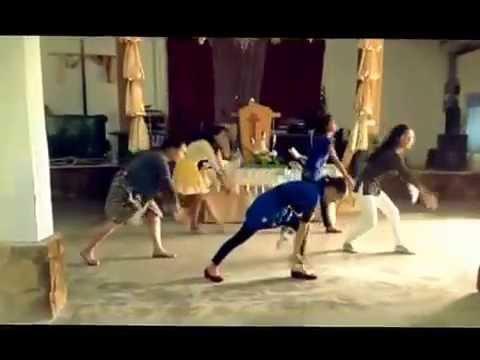 Joy Unspeakable (Mandisa) - Dance Tutorial by Eksilah Dance Team