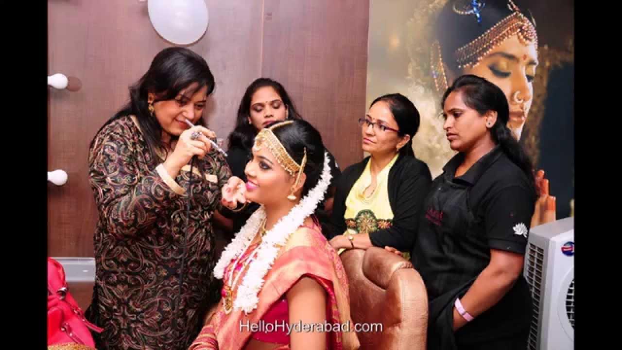 Lakme Workshop On Bridal Makeup By Bollywood Artist Sushma Khan At Dilsukh Nagar
