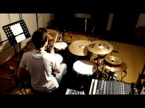 Another Day of Madness - Ron Spielman Trio (Drum Cover)