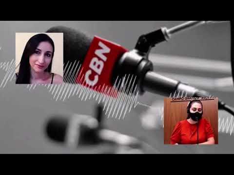 CBN CG  (09/04/2021): Veruska Lahdo da Sesau tira dúvidas em relação à vacinação contra a covid-19