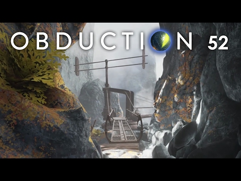 Obduction   Deutsch Lets Play #52   Blind Playthrough   Ingame English