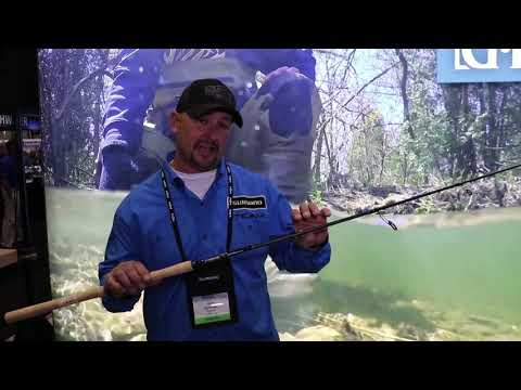 G Loomis IMX Pro Blue Spinning & Conventional Rods At ICAST 2019