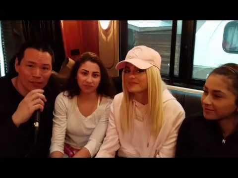 Bebe Rexha Interview with Z100 Portland