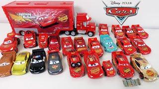 Все машинки МАКВИН и грузовичок МАК из ТАЧКИ - машинки Молния Маквин вся коллекция! McQueen