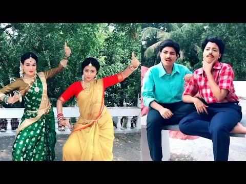 Mythili Raju and Geethanjali Dubsmash Suryavamsham Telugu Serial