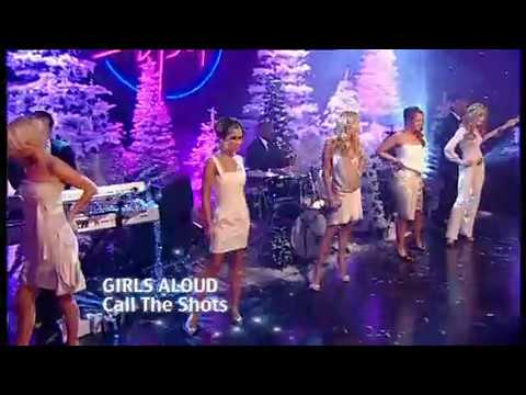 Girls Aloud - Call The Shots (Top of the Pops - Christmas 2007)