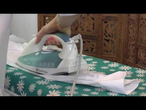 Reflection on Ironing