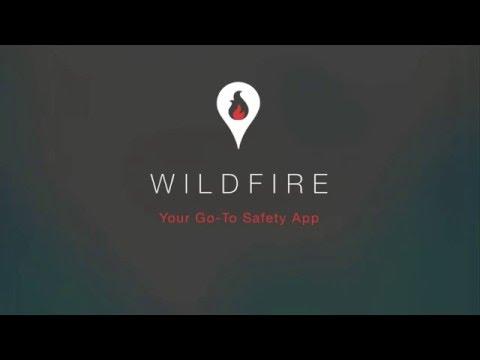Wildfire App Promo