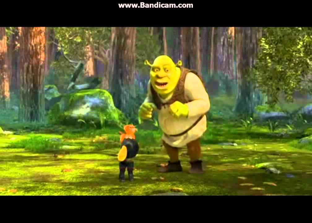 Il Gatto Con Gli Stivali 1 Shrek 2 Youtube