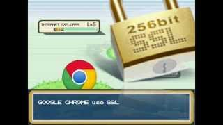 Google Chrome VS Internet Explorer (Batalla Pokémon)