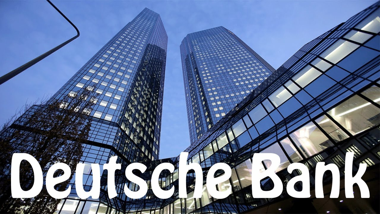 How To Pronounce Deutsche Bank