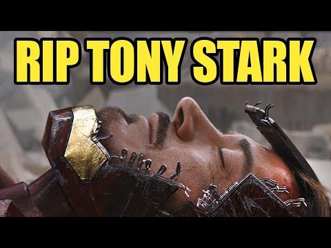 Avengers 4 Theory: Does Tony Stark Have A Death Wish?