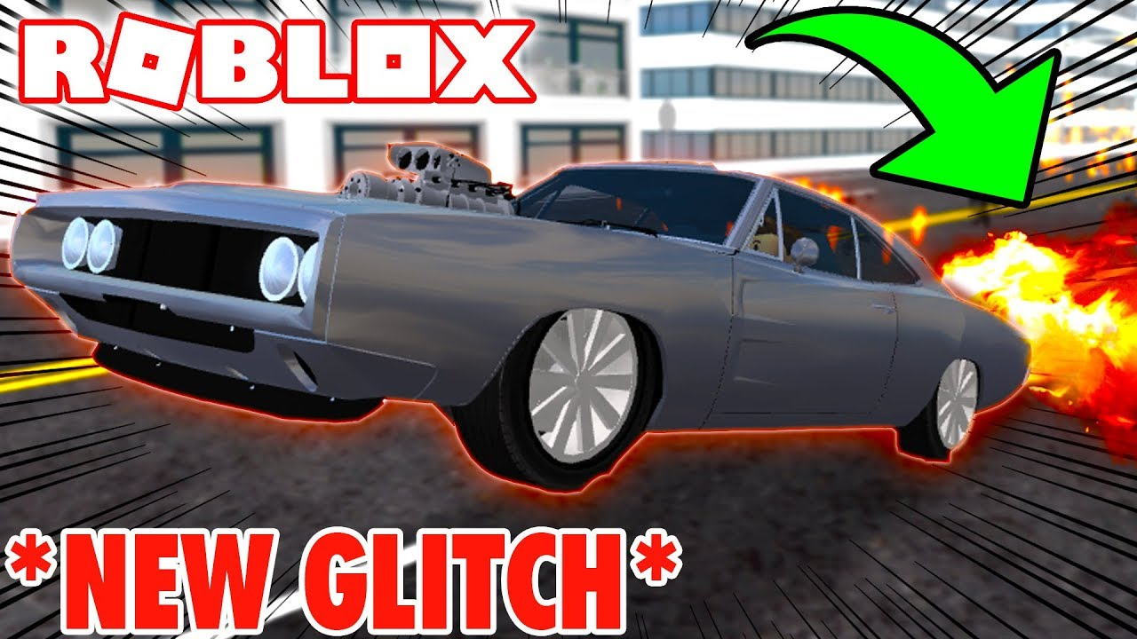 FASTEST CAR IN VEHICLE SIMULATOR GLITCH Roblox Vehicle - Fast car tra