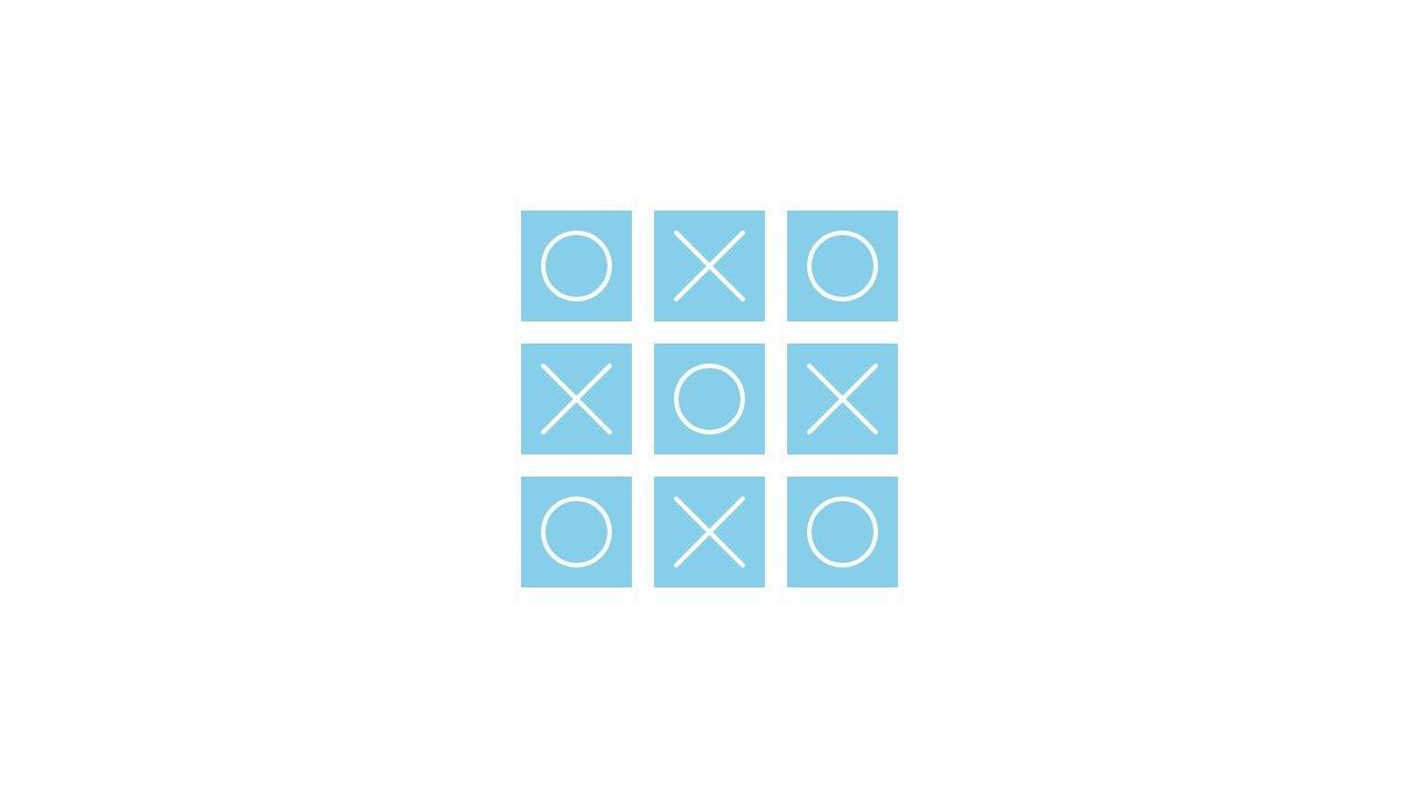 Tic Tac Toe #1 - HTML5 Game Programming Tutorial [javascript] by Max Wihlborg