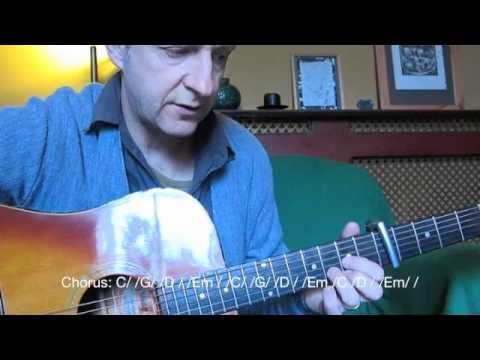 Annabelle - Gillian Welch - Guitar Tutorial