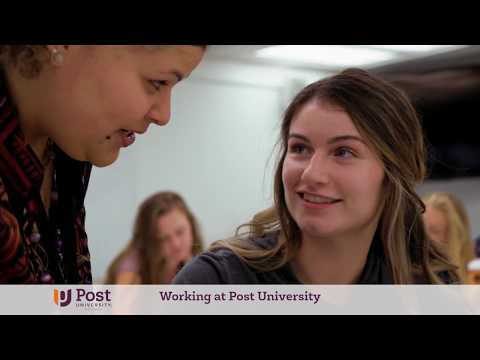 Working at Post University