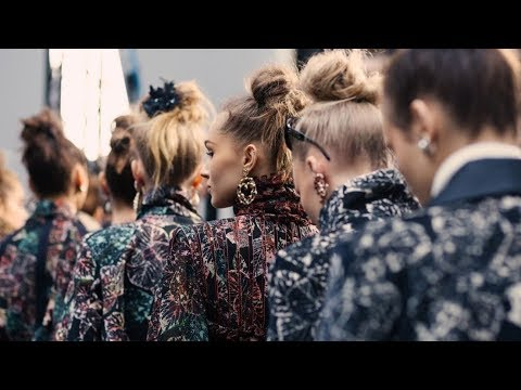 PARIS FASHION WEEK FALL WINTER 2018/19 TOP TRENDS HIGHLIGHTS | CHANEL - ROMEO & CO. - YSL & MORE