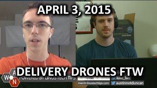The WAN Show - Apple Watch Edition Benefits & Amazon Testing Delivery Drones