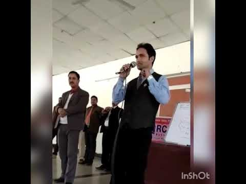 RCM motivational speech by Dynamic leader Tossif Loan