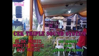 Download CEK TRIPLE SOUND ELSA MUSIK,AYU MUSIK,MONITA MUSIK LIVE CANDIMAS KEDIAMAN ROLANDIO Mp3