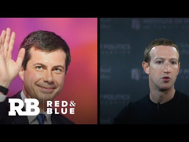 Zuckerberg: Recommending staff to Buttigieg