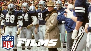 Tom Landry: Cowboys Coach & America's Coach | Timeline: There's Only One America's Team | NFL Films