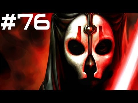 Star Wars: Knights Of The Old Republic 2 - Walkthrough - [Dark Side] - Part 76 - Sith Plumbing