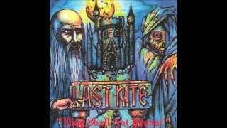 Last Rite (US-TX) - Into The Shadows