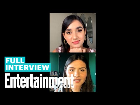 Phillipa Soo & Geraldine Viswanathan Talk Making 'The Broken Hearts Gallery' | Entertainment Weekly