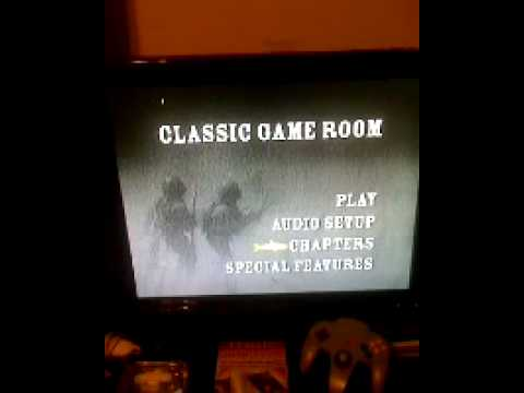 Classic Game Room DVD Review