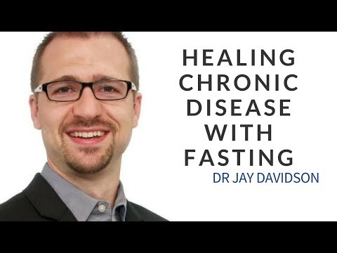 Dr Jay Davidson | Healing Chronic Disease with Fasting | Fasting Summit