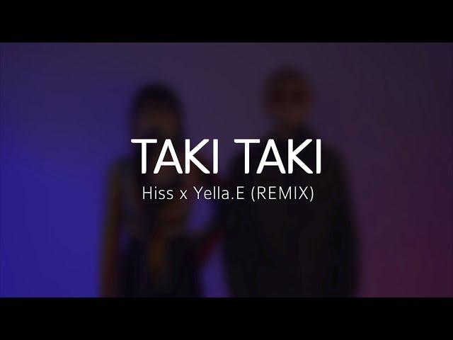 DJ Snake - Taki Taki ft. Selena Gomez, Ozuna, Cardi B (Hiss X Yella.E Remix) | BEATPELLA
