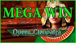 Queen Cleopatra slot  - MEGA WIN x247 !!