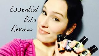 ESSENTIAL OILS REVIEW | EDEN