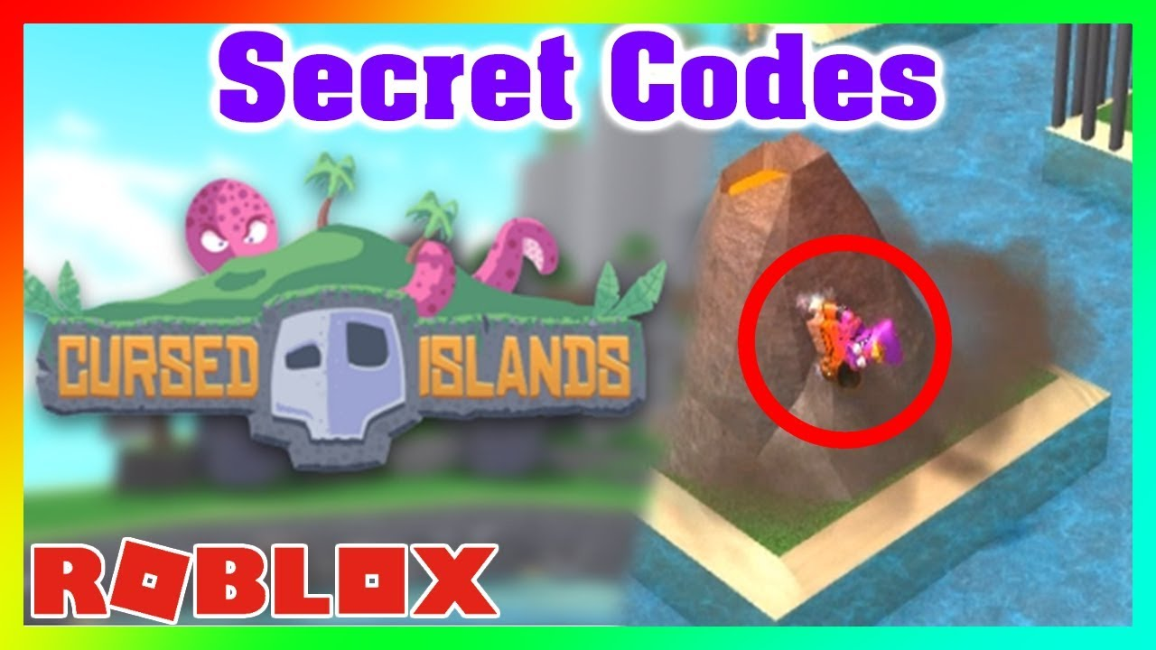 Cursed Islands All Codes Secret Codes Roblox Youtube
