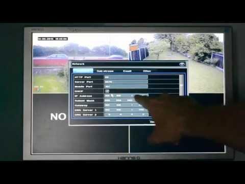 Getting H.264 Security System on Internet & LAN - BT Home Hub