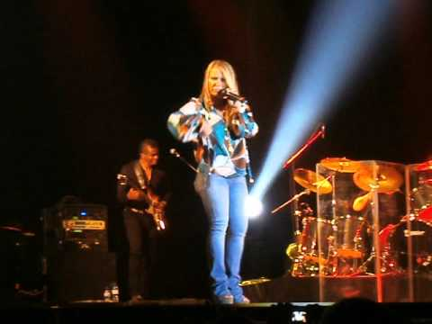 Anastacia - One Day In Your Life - Festival Marés Vivas 2012