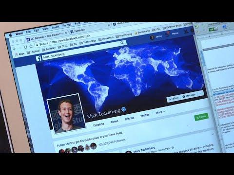 Expert: Facebook Profits from Harvesting Data