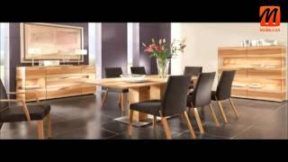 Мебель для столовой комнаты, обеденные столы и стулья в Киеве, кухонные столы, Hartmann(Эксперт итальянской мебели компания