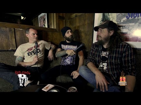 Desert Highways Interviews John Sherman and Bryan Giles from Red Fang @ CHERRY ROCK 2015