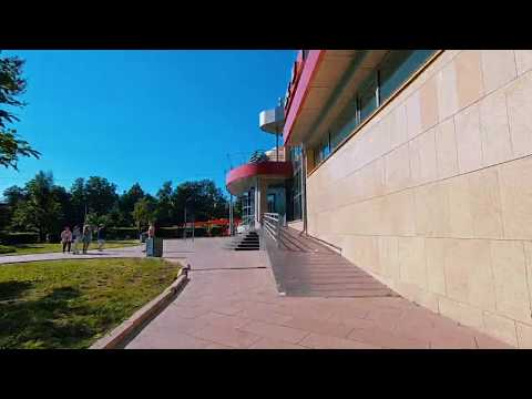 Площадь Минина г. Нижний Новгород на электросамокате Xiaomi Mijia Electric Scooter M365