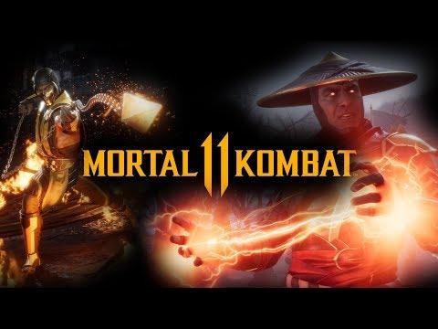 Mortal Kombat 11 – New Gameplay Screenshots thumbnail